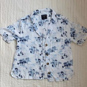 Abercrombie button-down Getaway Shirt M